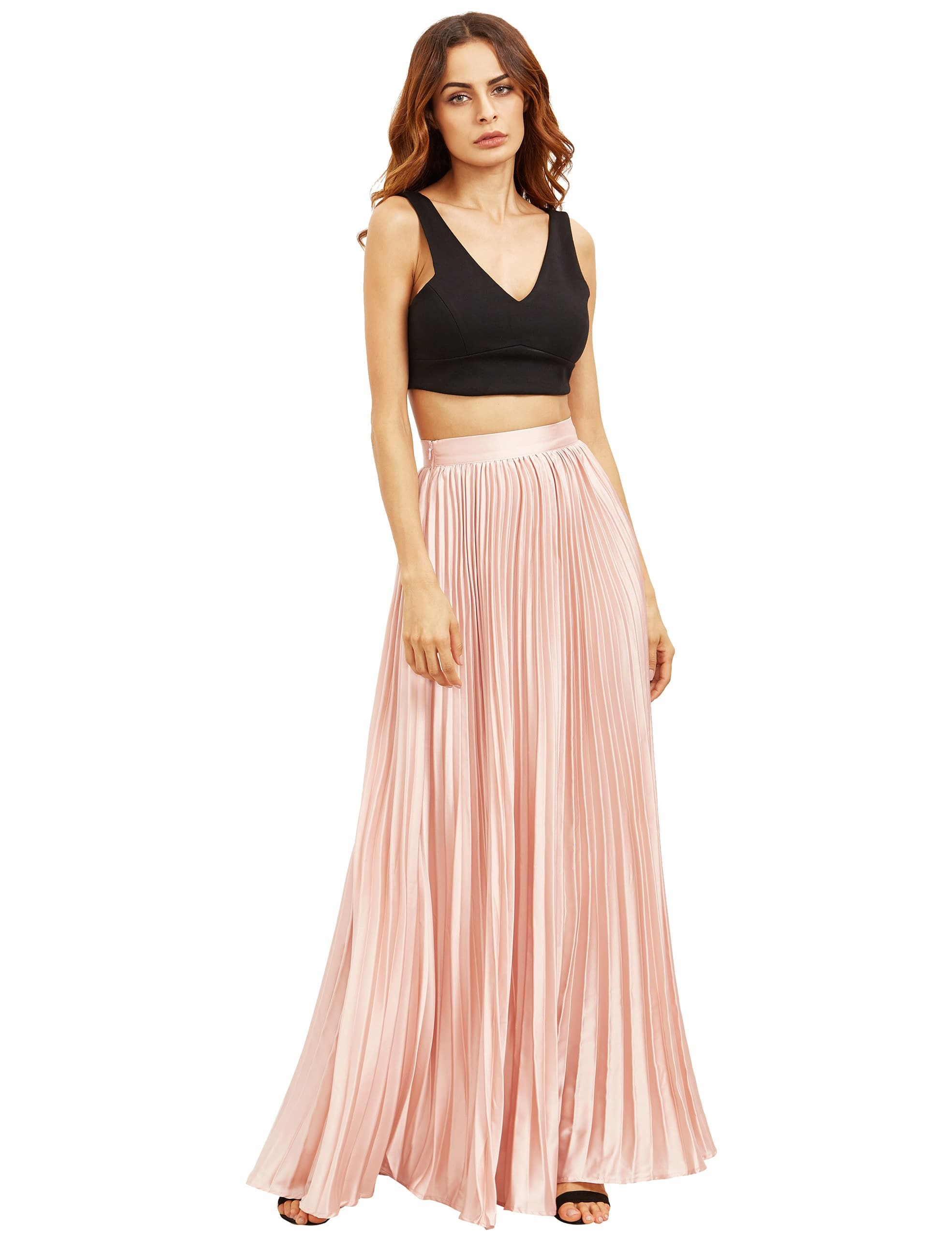 Skirt Sale - Save $5 off orders of $59 at ROMWEwith promocode SKIRTS5 - Valid 4/1 - 4/30