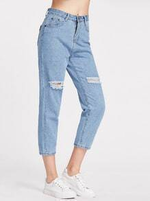 Jeans déguisé en petit ami