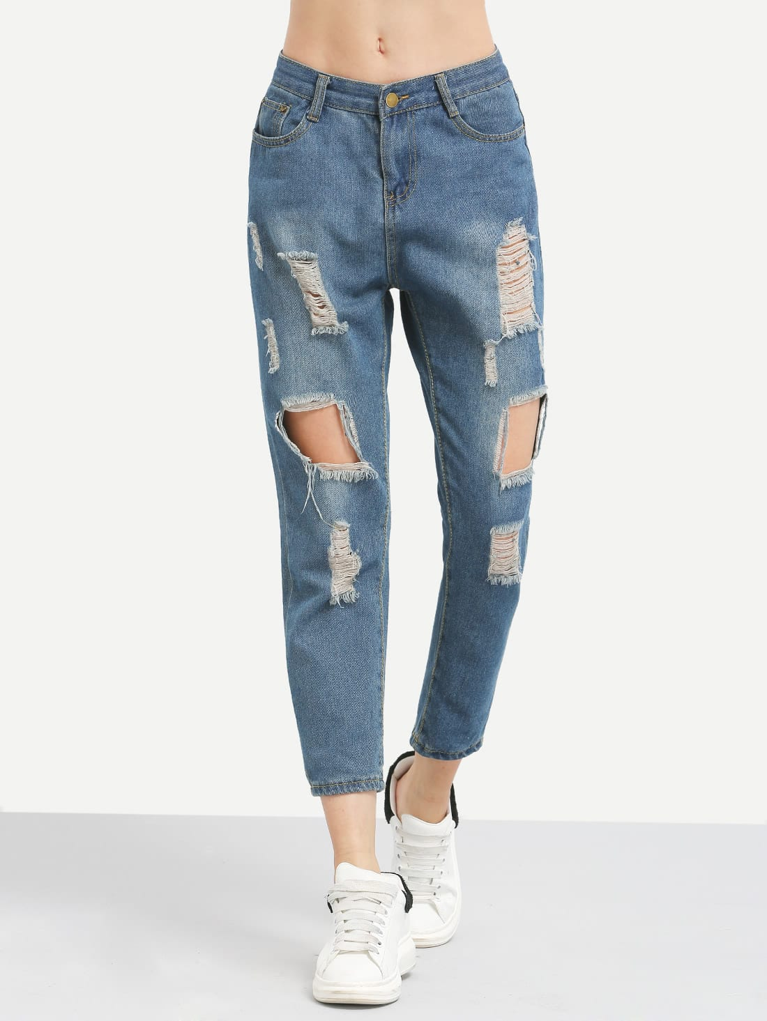 Classic Mom Jeans