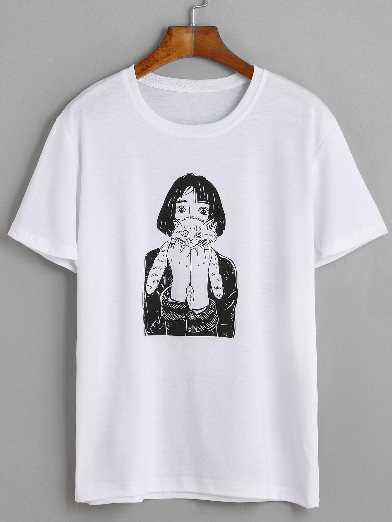 Animal Print Blouses Shirts