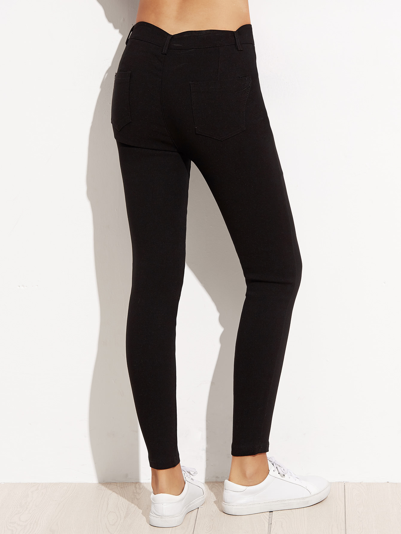 Love these, but as regular, not ankle pants. I'm 5 ft tall, lbs and always have to hem or cuff my jeans. The womens 25 fit perfectly when the cuff is rolled down.