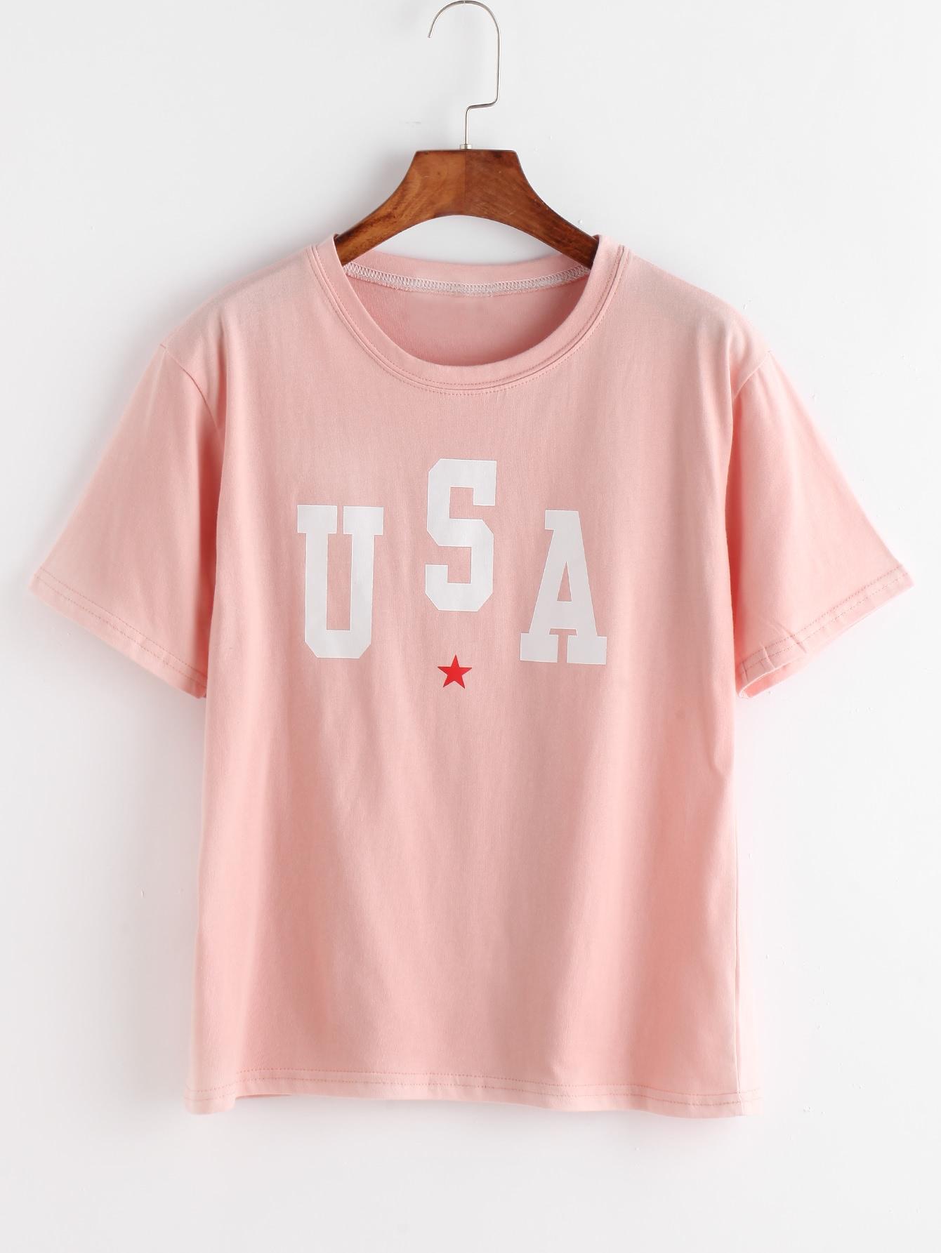 Camisa Rosa Millennial