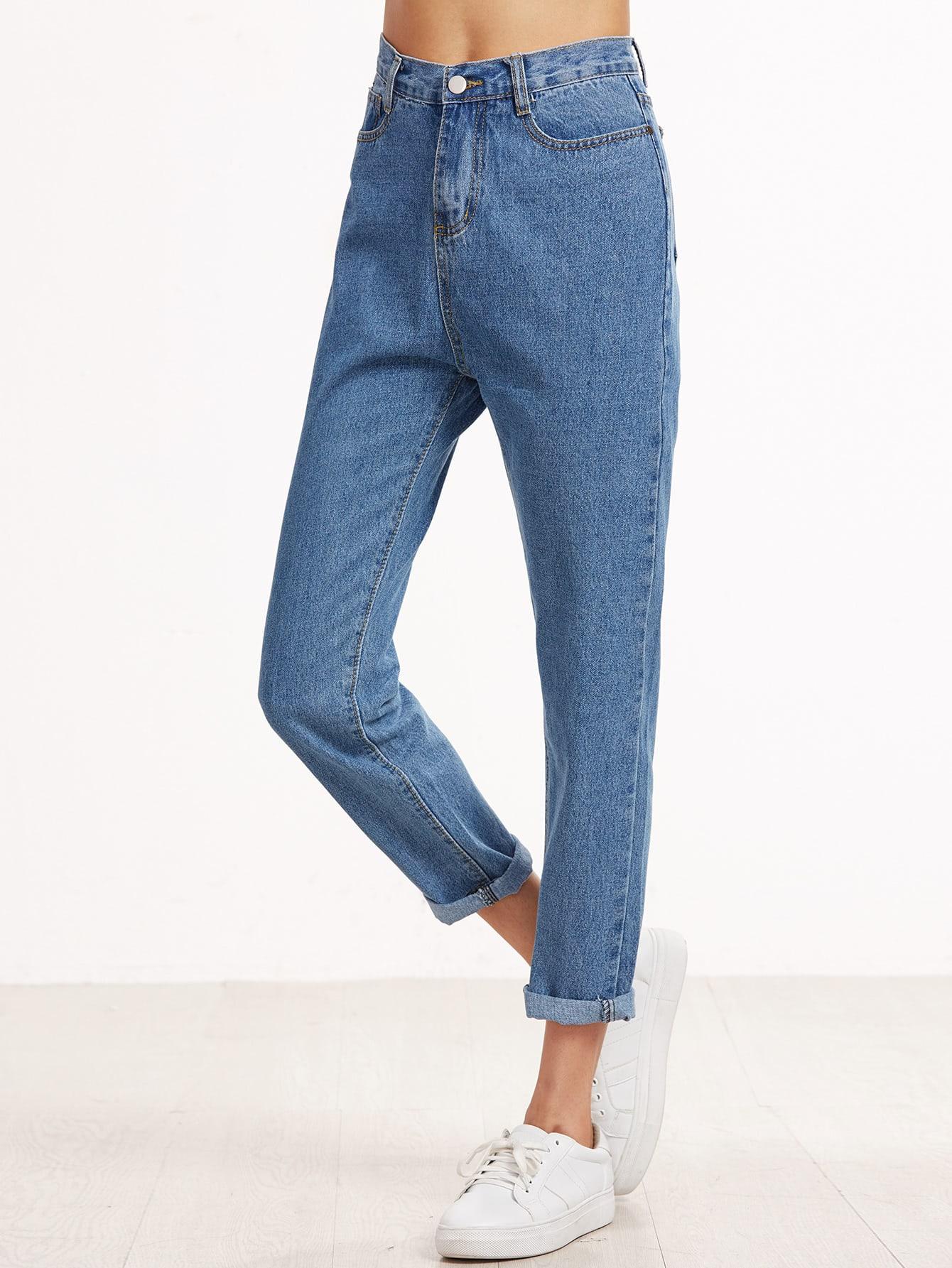 Mom Jeans Vintage Style