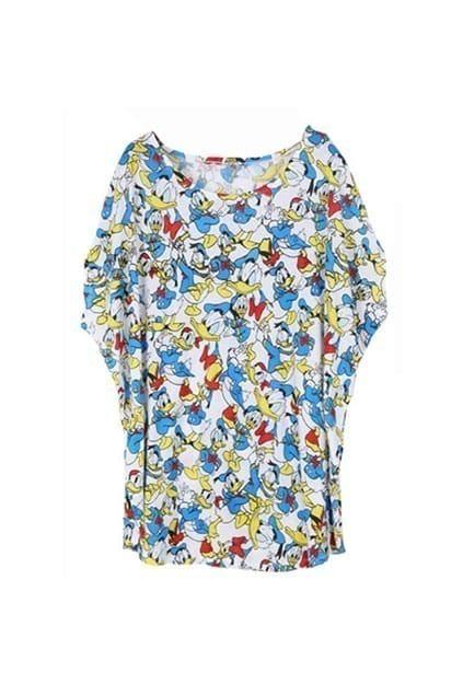 Lovely Donald Duck Oversized T-shirt