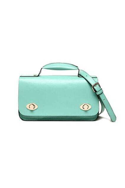 Candy Feeling Blue Single Shoulder Bag