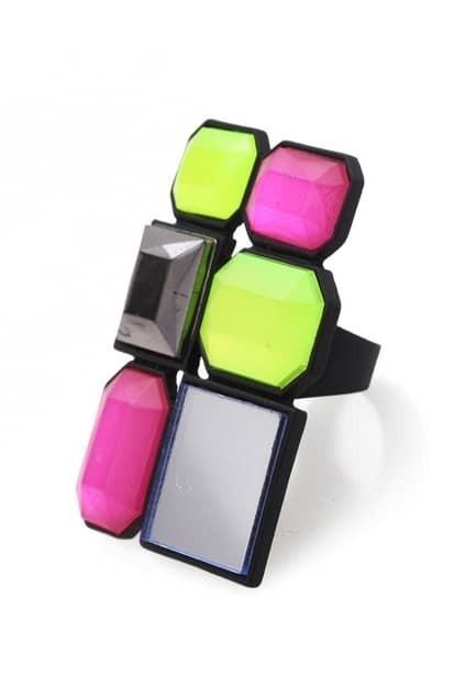 Colorful Rectangular Ring