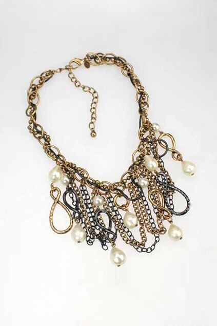Chic Style Exaggerated Chain Necklace