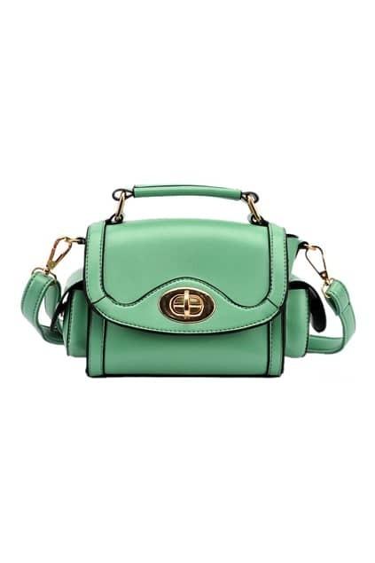 Green Multifunctional Grab Bag