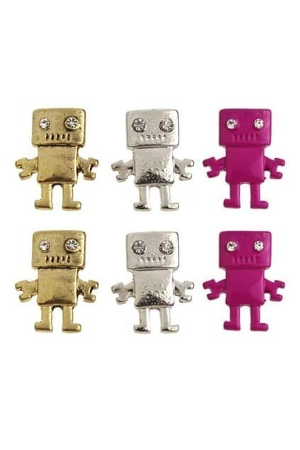 Love Robot Earrings