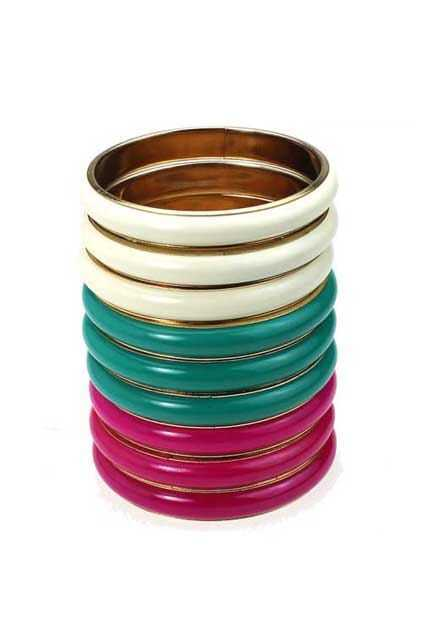 Three Multilevels Color Bracelet