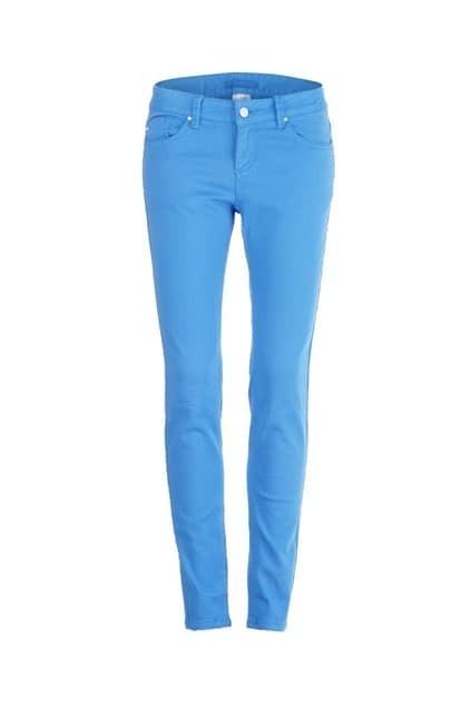 Candy Blue Skinny Pants
