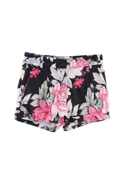 Elastic Waist Bouffancy Skirt