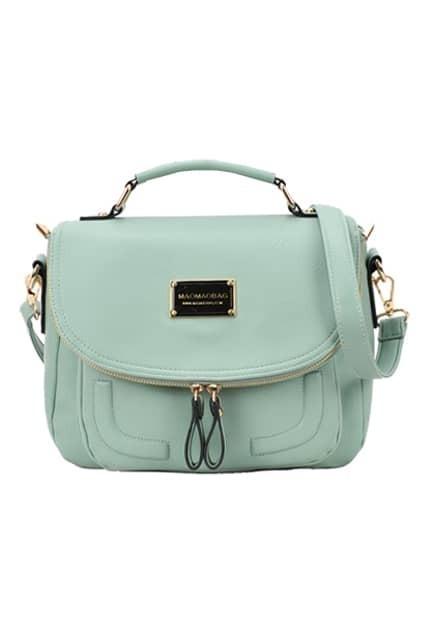 Candy Color Retro Mint-green Bag