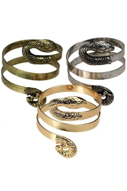 Crooked Snake Bracelet