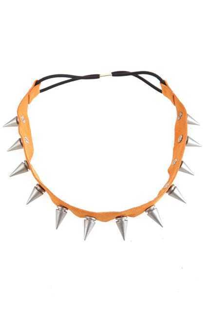 Multi-spike Elastic Headband