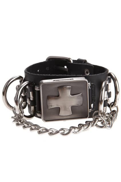 Punk Style Chains Watch
