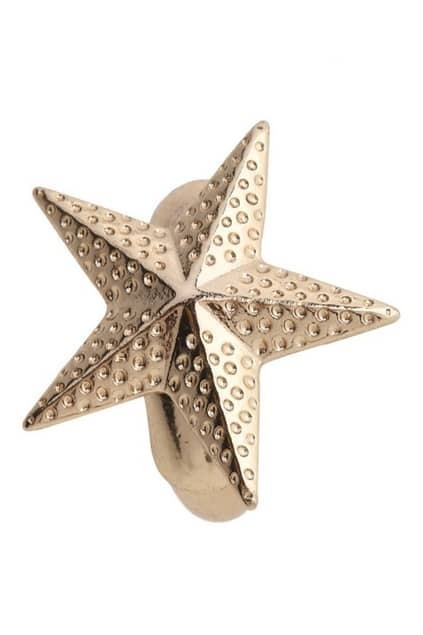 Star God-tone Elastic Ring