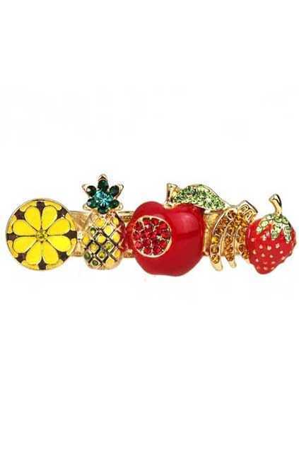 Fruit Double Ring