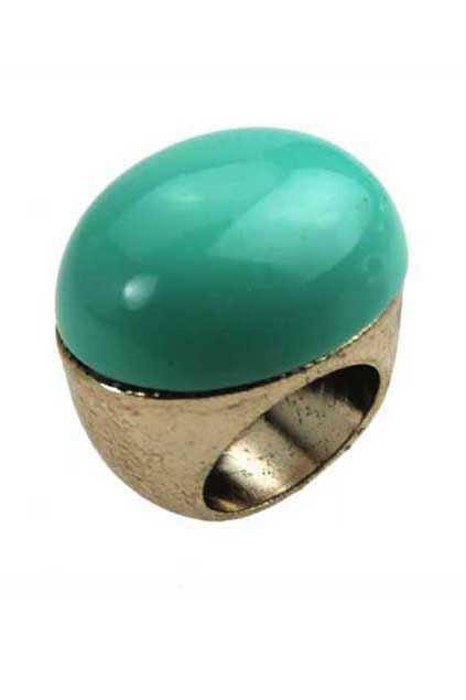 Smooth Diamond Ring