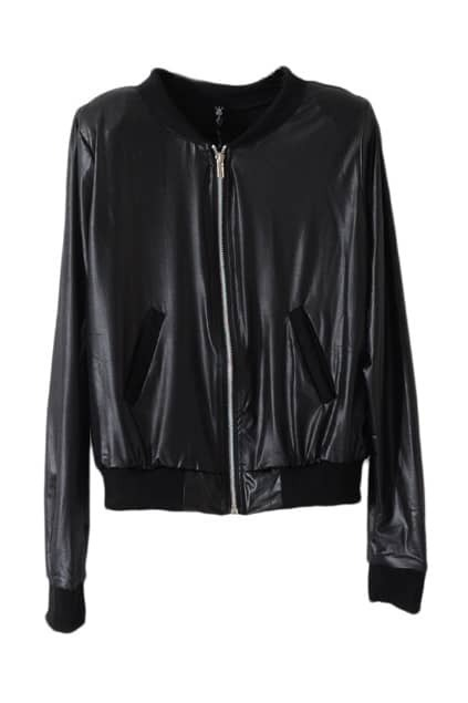 Street Style Black Jacket