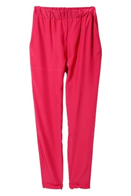 Casual Style  Roseo Harem Pants