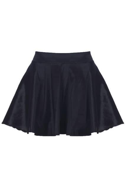 Mini Length Skater Skirt