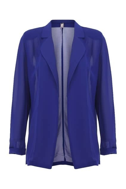 Navy Blue Light Weight Blazer