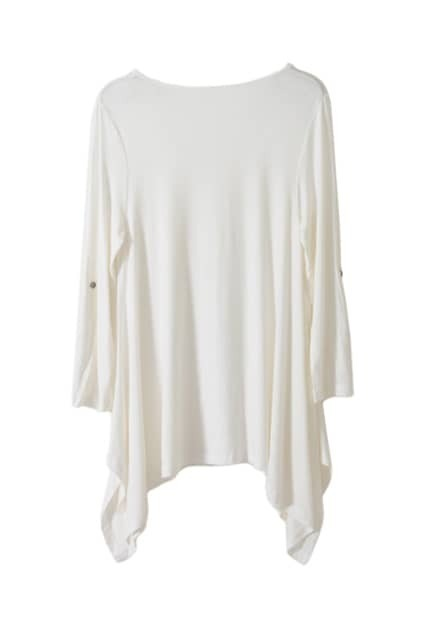 White Main Anomalous T-shirt