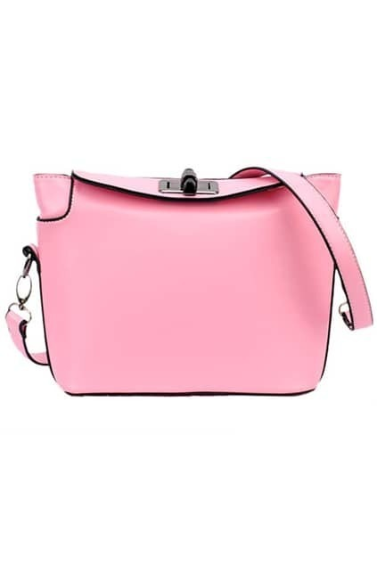 Pink Twistlock Bag