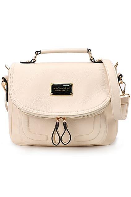 Retro Cream Smart Bag