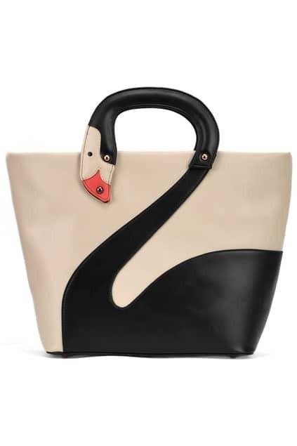 Swan Shape Fashion Lady Bag
