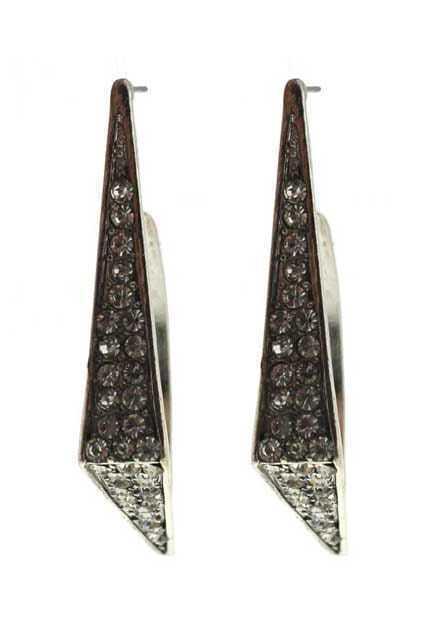 U-shape Metal Earrings
