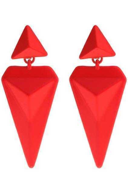 Multipack Pyramid Spike Earrings