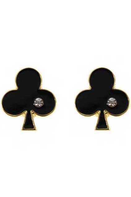 Multi Shape Stud Earrings