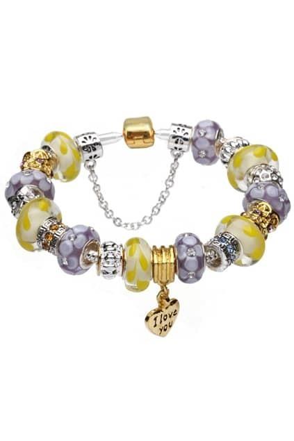 SOUFEEL Sterling Silver Plated Bracelet