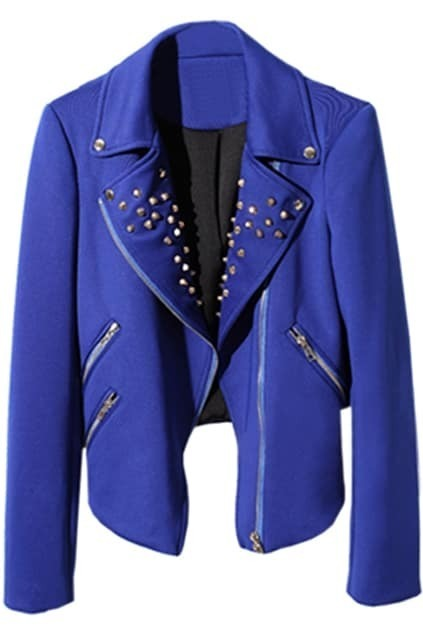 Manual Rivet Blue Coat