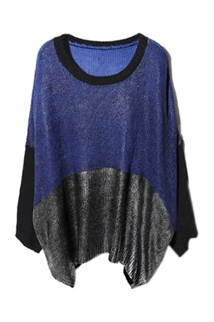 Spliced Anomalous Blue-black Jumper