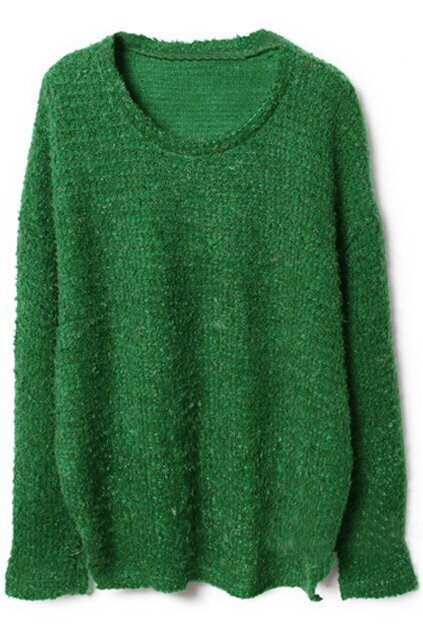Furcal Design Green Jumper