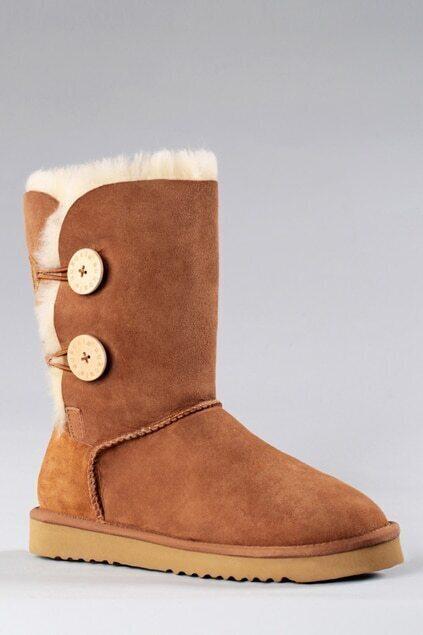 Aukoala Australia Khaki Angels Boots