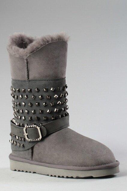 Aukoala Australia Wilane Grey Boots