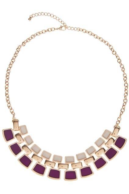 Snake-shaped Pendant Necklace