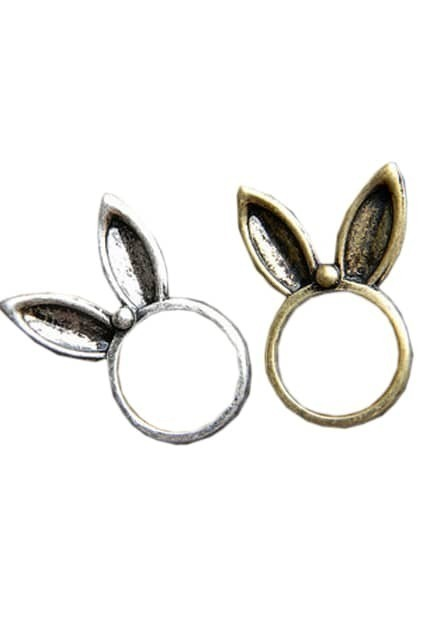 Rabbit Ears Ring