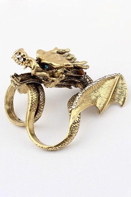 Lucky Dragon Ring