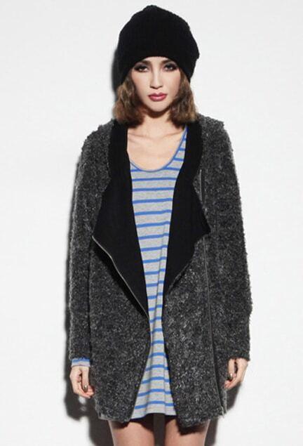 Hooded Magyar Grey Coat