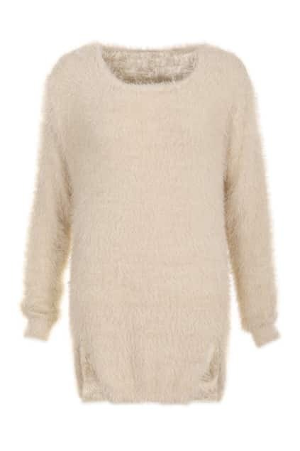 Furcal Design Cream Jumper