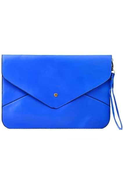 Retro Blue Handbag