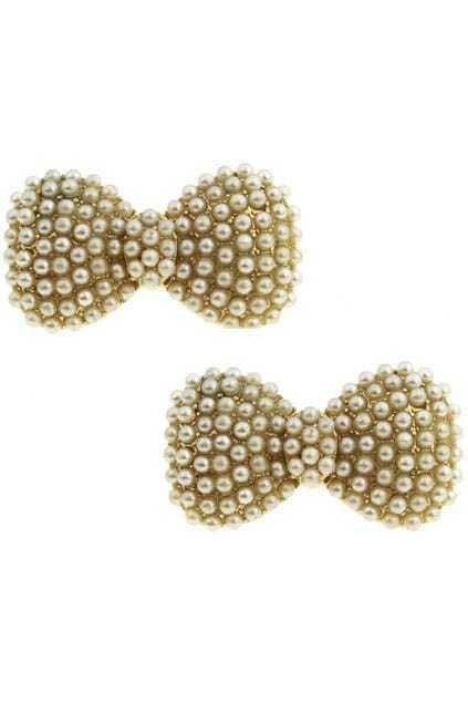 Bowknot Shaped Earrings