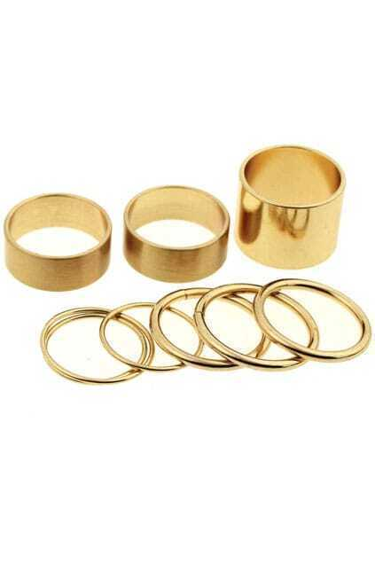 Stack Pack Rings