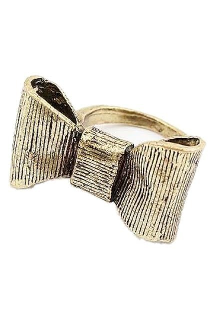 Bowknot Ring