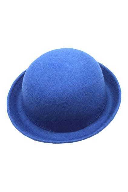 Dome Hemming Blue Bowler